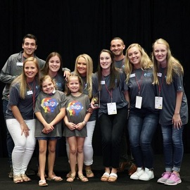 USC Dance Marathon earned three national awards after raising more than $1,000,000 for Palmetto Health Children's Hospital.