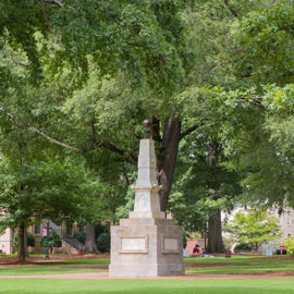 university of south carolina campus horseshoe