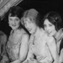 flappers from the 1920s