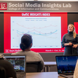 Social Media Insights lab